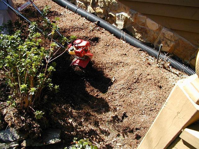 Eco terra landscape consultants for Soil amendments